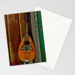 Grandpa's Mandolin Stationery Cards