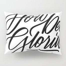 Soli Deo Gloria - Glory to God Alone Pillow Sham