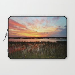 Sunset And Reflections Laptop Sleeve