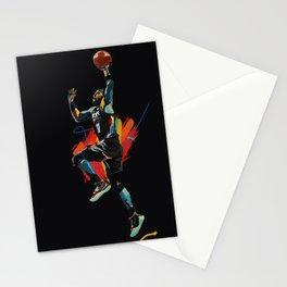 Kyrie Basketball Sports Star Brooklyn Net Stationery Cards