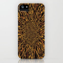 Implode iPhone Case