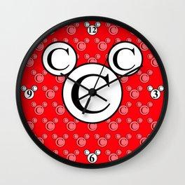 (C) Wall Clock