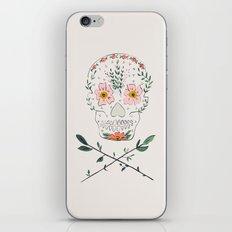 PRETTY DEAD iPhone Skin