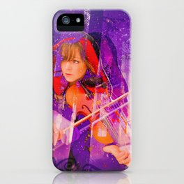 Lindsey Sterling: Forest Witch iPhone Case