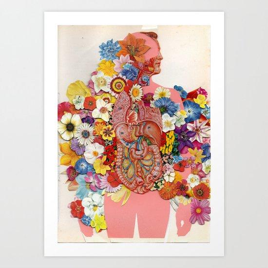 123 Art Print