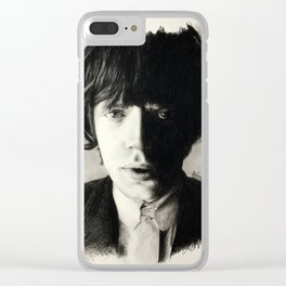 Young Mick Clear iPhone Case