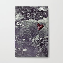 Battlefield of Love Metal Print