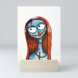 Sally Mini Art Print