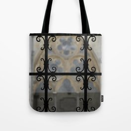 Cloister Detail Tote Bag