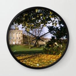 Royal Crescent, Bath Wall Clock