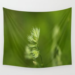 Green Plant Wall Tapestry