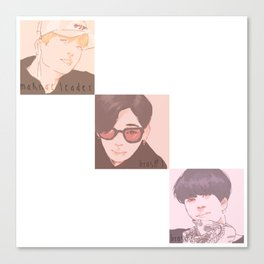GOT7 - Maknae Line Canvas Print