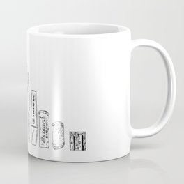 Pencil Case 2 - Artschool Coffee Mug