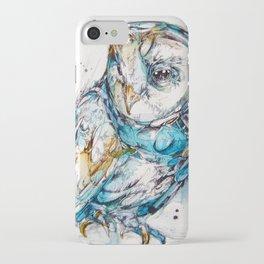The Sea Glass Owl iPhone Case