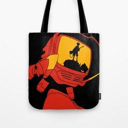 Canti - FLCL Tote Bag