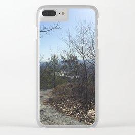 Trail Clear iPhone Case