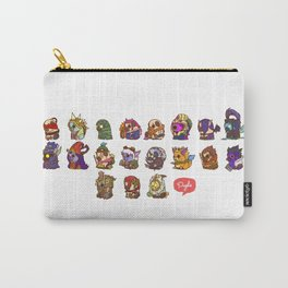 Puglie LoL Vol.3 Carry-All Pouch