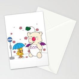 Chocobo's Neighbor. Stationery Cards