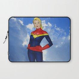 Carol Danvers Laptop Sleeve