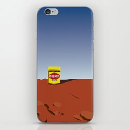 outback vegemite iPhone Skin