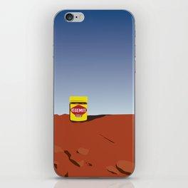 outback vegemite iPhone Skin