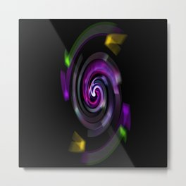 Abstract Perfection  62 Metal Print
