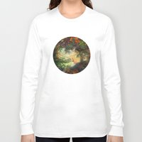 fairytale Long Sleeve T-shirts featuring Fairytale Landscape by Klara Acel