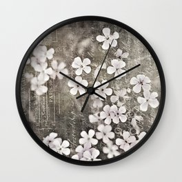 object of my affection Wall Clock