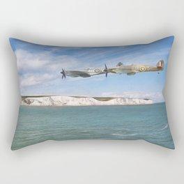 Tally Bally Ho Rectangular Pillow