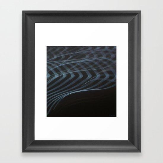 Neo Scribble No.2 Framed Art Print
