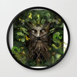S6Tee - Spring Festival Wall Clock