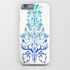 La Vie & La Mort – Blue Ombré Slim Case iPhone 6s