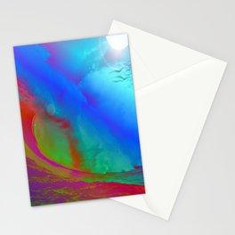 Big Wave Stationery Cards
