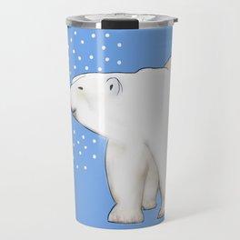 Polar Bear #8 Travel Mug
