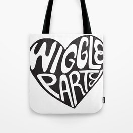 Wiggle Party Tote Bag