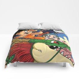 Kids and the Dragon Comforters