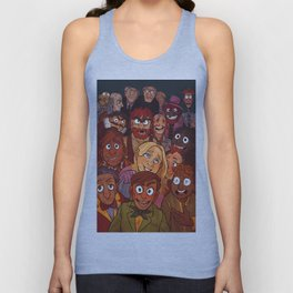The Muppets Unisex Tank Top