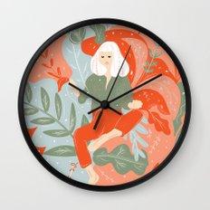 Take Me To The Wonderland Wall Clock