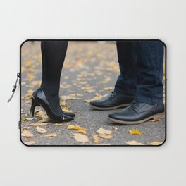 Central Park Meeting Laptop Sleeve