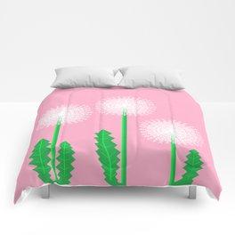 Dandelions Comforters