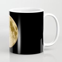 Golden Moonage Coffee Mug