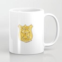 Bad Cop Coffee Mug