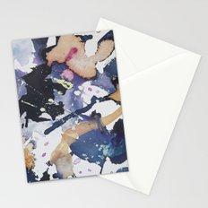 #1 Blue Stationery Cards