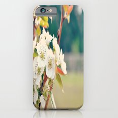Pear Blossoms Slim Case iPhone 6s