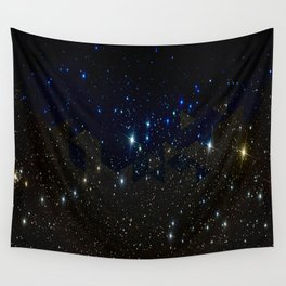 SPACE BACKGROUND Wall Tapestry