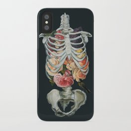 Bloom in Decay iPhone Case