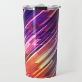 PONG - Pattern Travel Mug