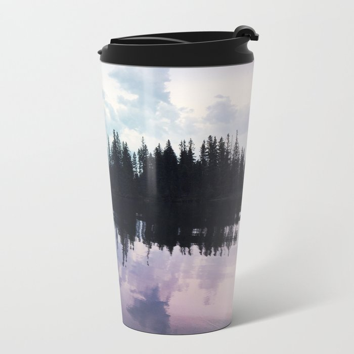 The north remembers Metal Travel Mug