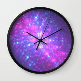 2017 Vibes Wall Clock