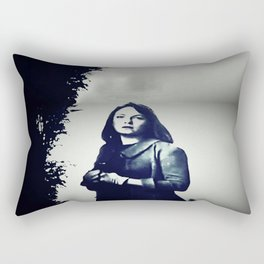Dia Duit Dorchadas Rectangular Pillow
